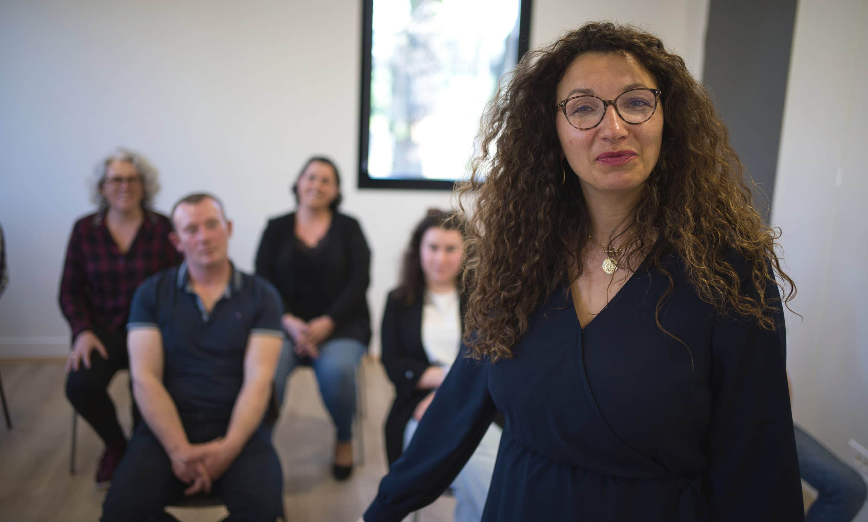 Yasmina Bouland, Fondatrice de CAFYB, formation de formateur